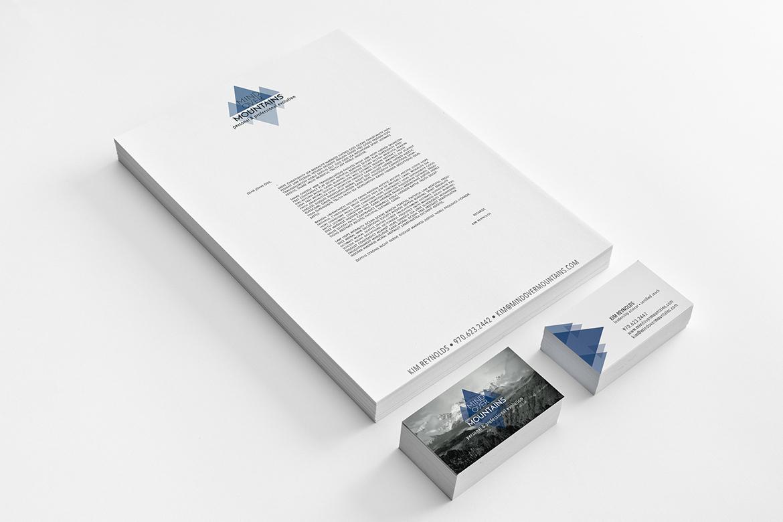 letterhead + bus web
